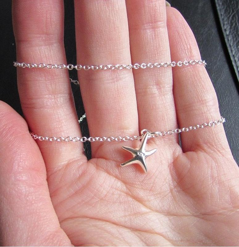 🏵распродажа! подвеска на цепи звезда в серебре 925, новая! арт...