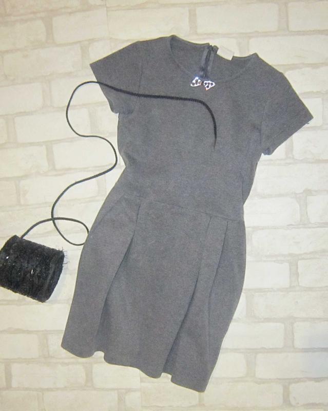 Шикарное базовое платьице