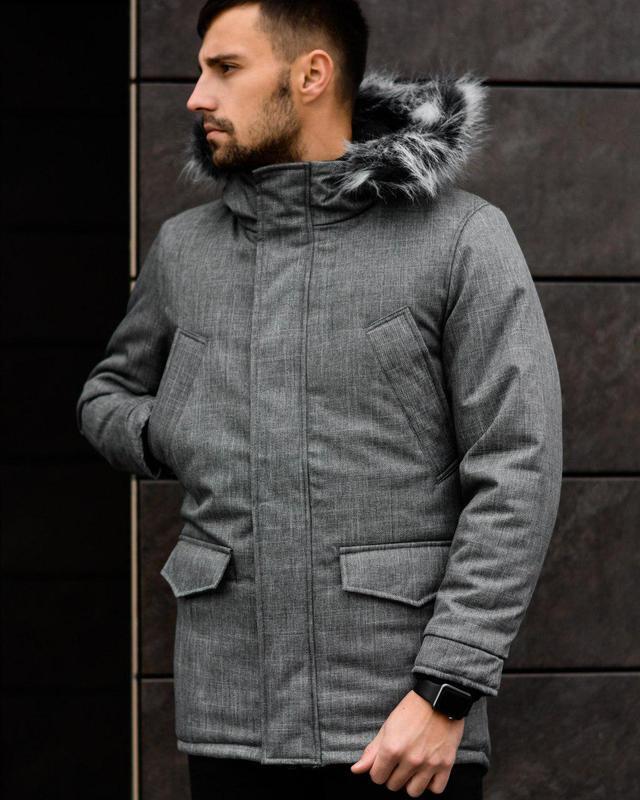Зимова куртка маунт