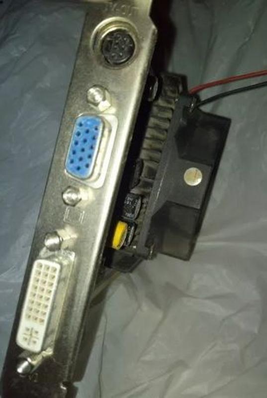 Видеокарта PCI Asus EN8500GT 256 оперативная память ддр ddr2 5...