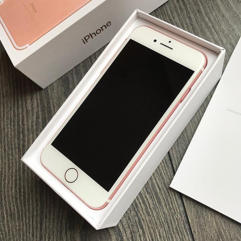 iPhone 7 32 Rose gold