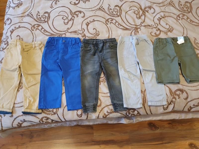 Брюки штаны джинсы на мальчика