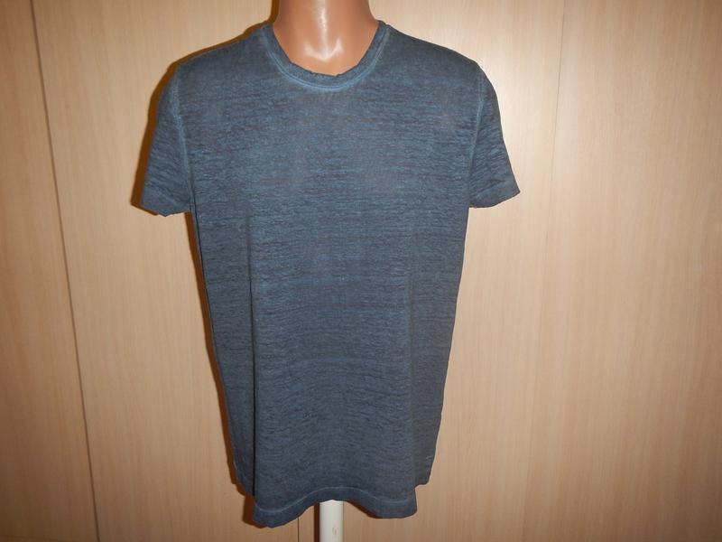Льняная футболка 120% lino p.xl