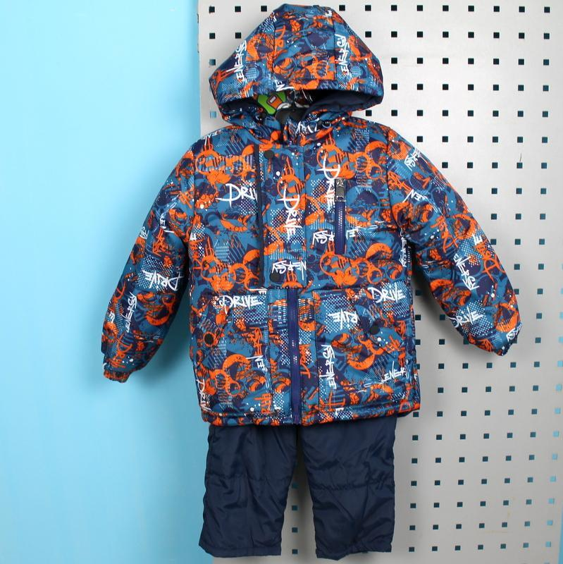 Комплект зимний курткаштаны тм одягайко