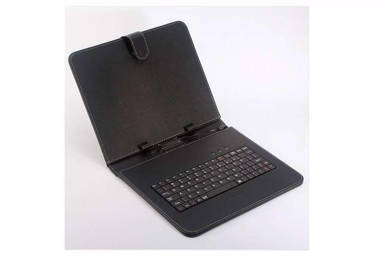 Чехол с клавиатурой на планшет для 10 дюймов - Фото 2