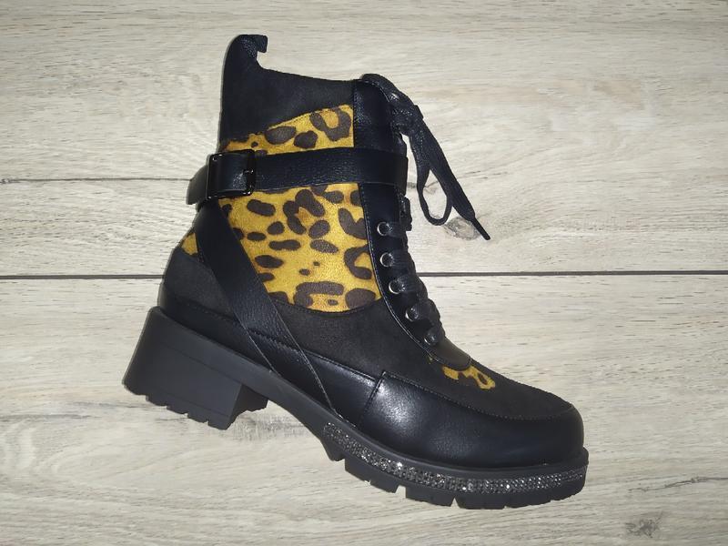 Зимние зима женские ботинки  жіночі полуботинки