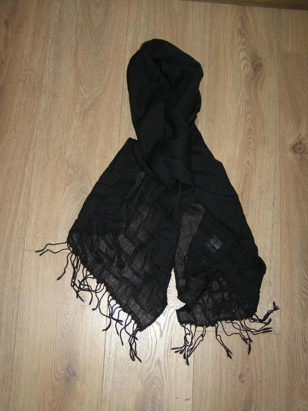 Шерстяной шарф strenesse gabriele strehle, италия