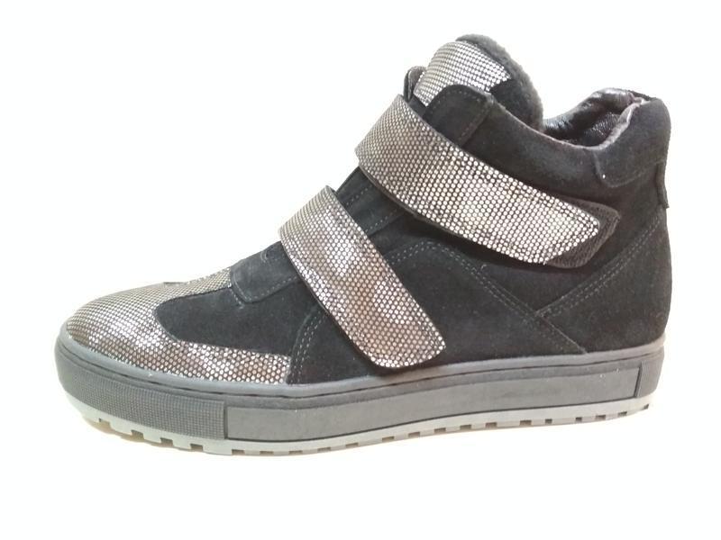 Зимние ботинки 42,43,44,45 р липучки