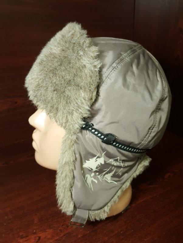 Зимняя шапка candy