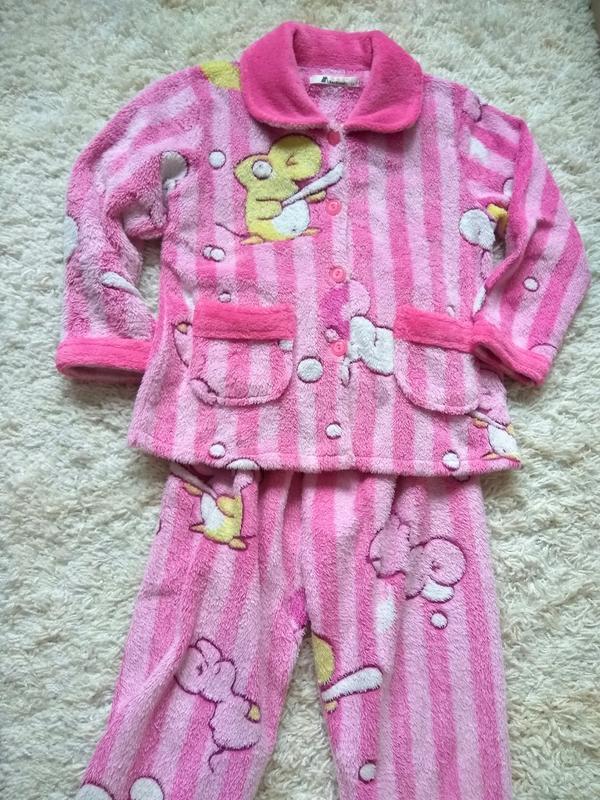Пижама из велсофта