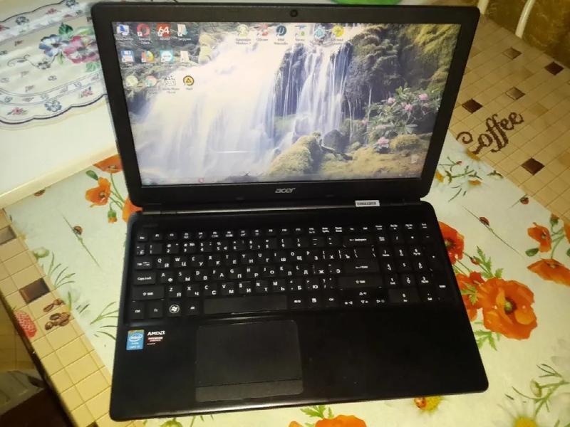 Ноутбук Acer Aspire-E1-572G