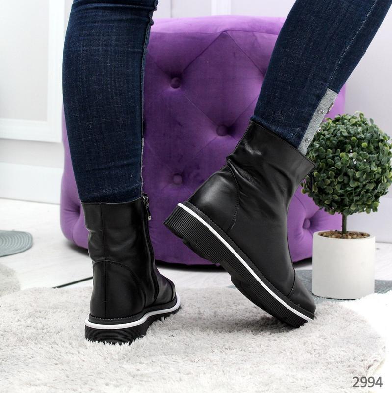 Натуральные ботиночки хит