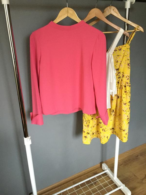 Яркая стильная блуза h&m