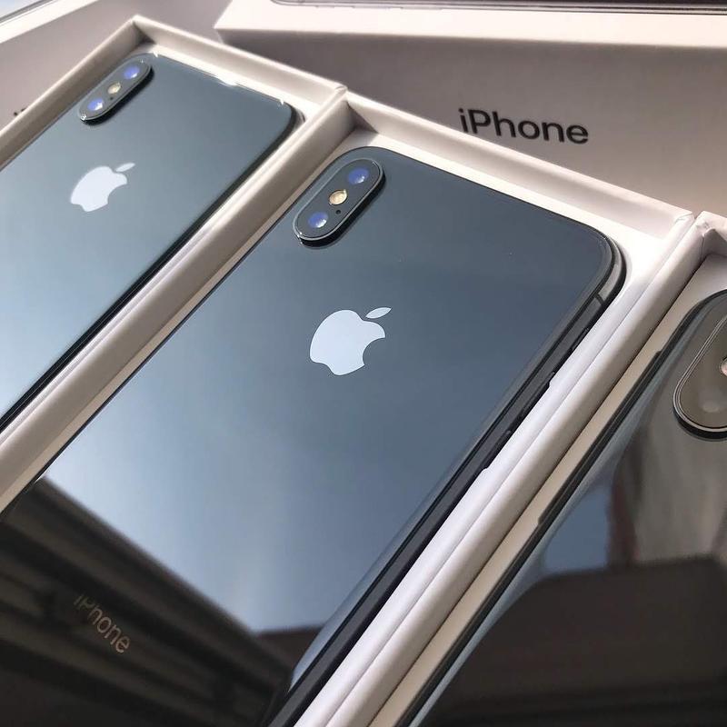 •iPhone Х 256гб Space Gray