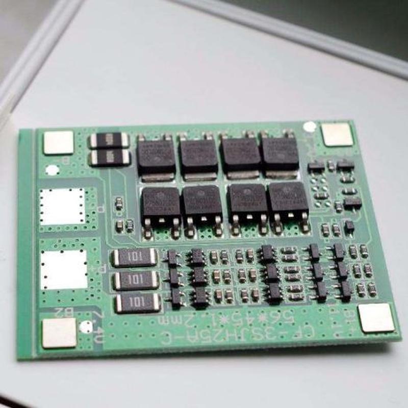 BMS 3S 40А, 12.6V Контроллер заряда разряда с балансиром для L... - Фото 2