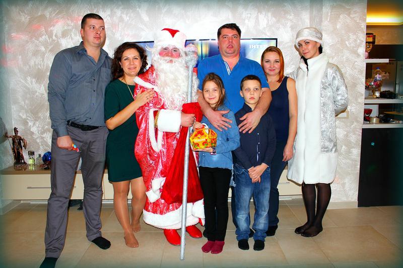 Дед Мороз и Снегурочка в Одессе. - Фото 5
