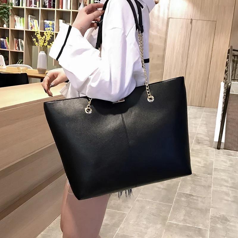 Крутая вместительная сумка шоппер