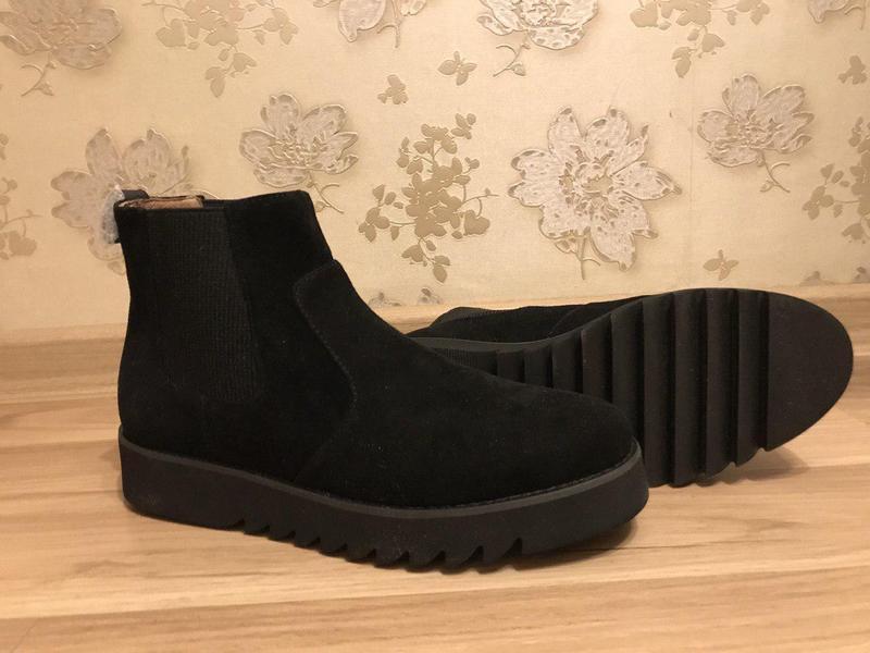 Женские ботинки-челси Sudini Kasha