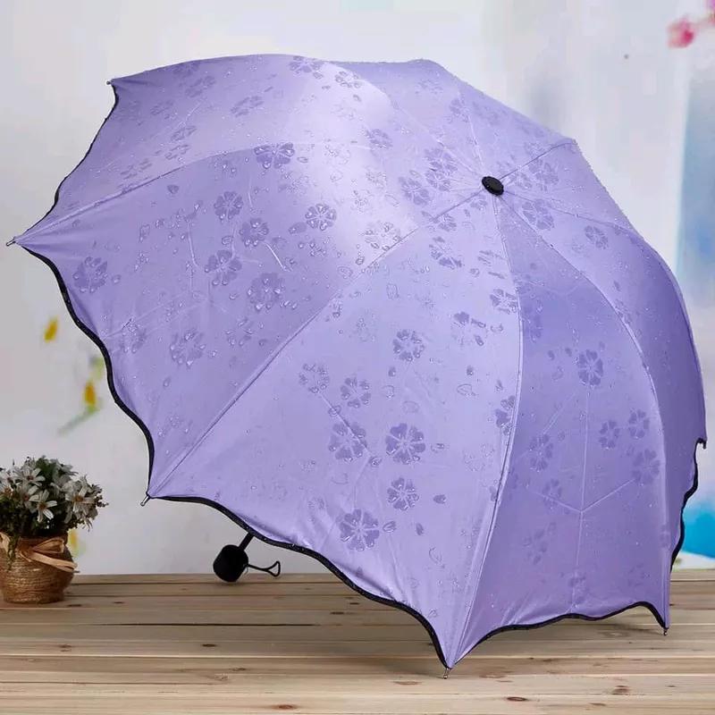 Новинка. Зонт с проявляющимся рисунком