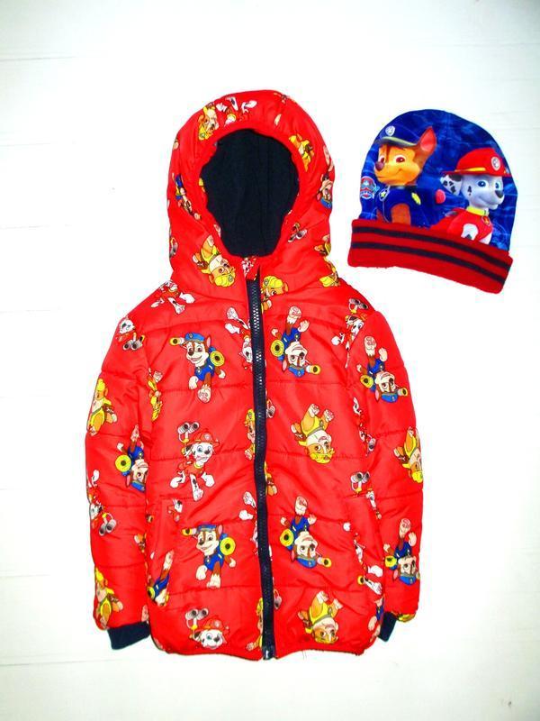 Зимняя куртка george на 2-3г