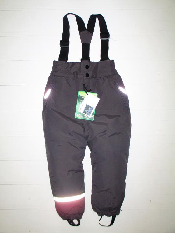 Зимние/лыжные штаны на 3г