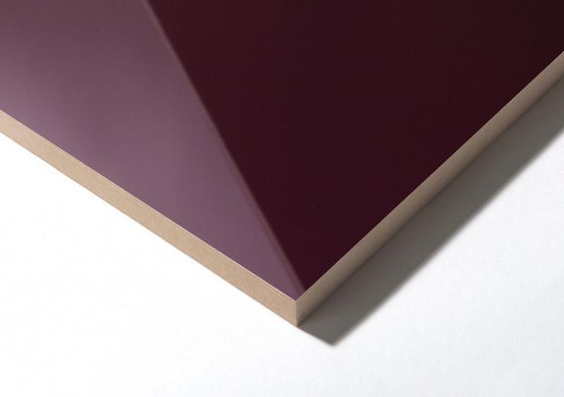 МДФ плита Акрил Grenagloss 2800х1300х10мм (Фиолет)