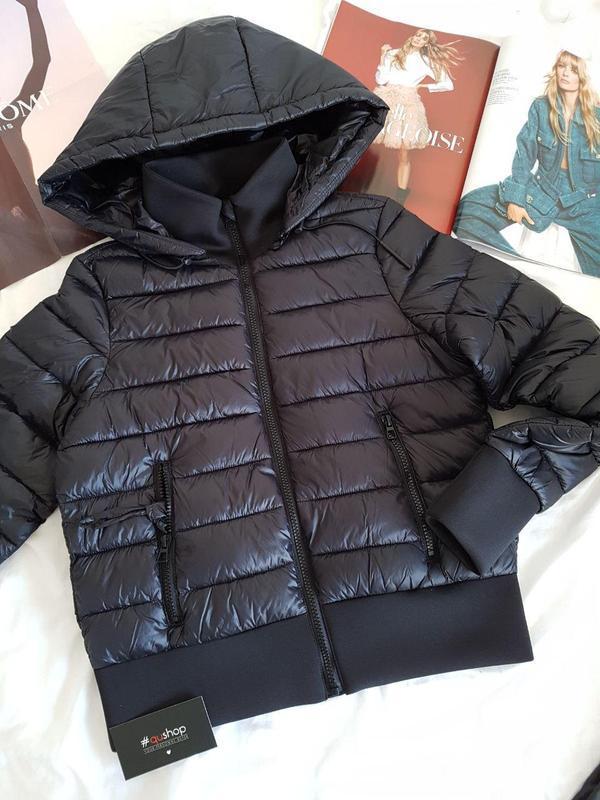 Водовідштовхуюча куртка-трансформер, zara! оригінал з німеччини!