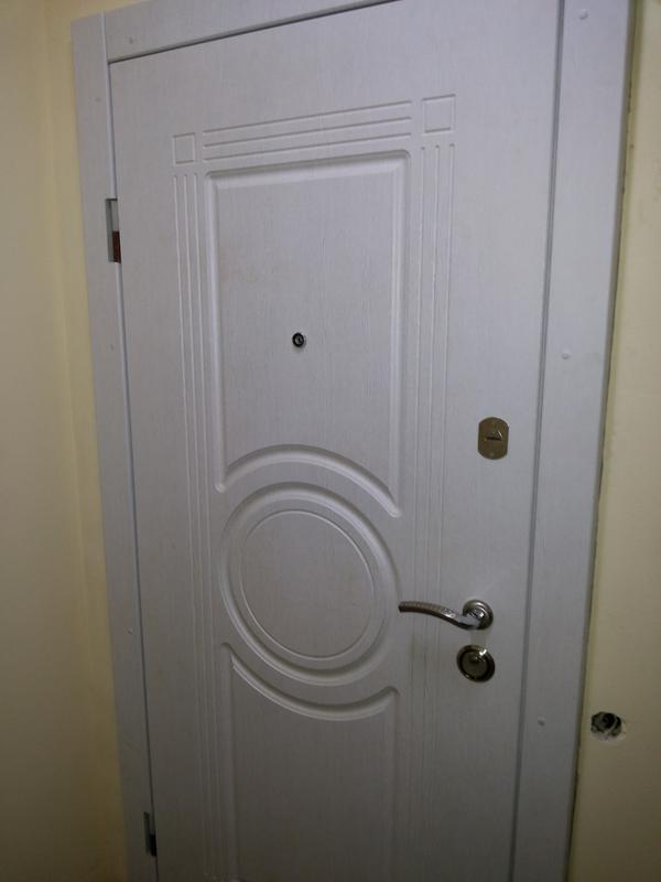 Отделка дверей МДФ накладками ремонт и монтаж