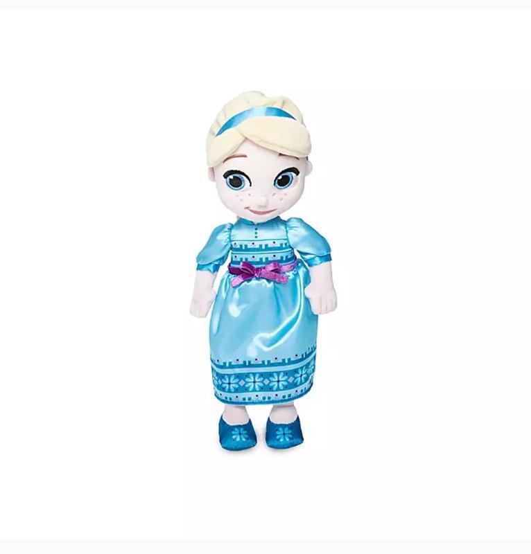 Мягкая плюшевая кукла принцесса эльза дисней disney