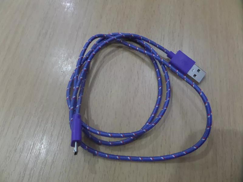 Кабель для зарядки USB-Micro USB