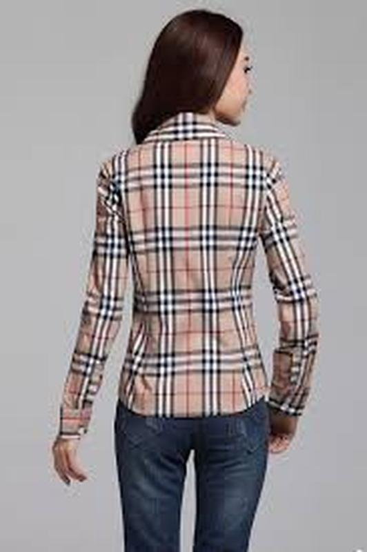 Женская рубашка- блузка burberry(барберри)