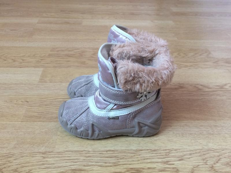Зимние термо ботинки primigi германия с мембраной gore-tex 23 ...