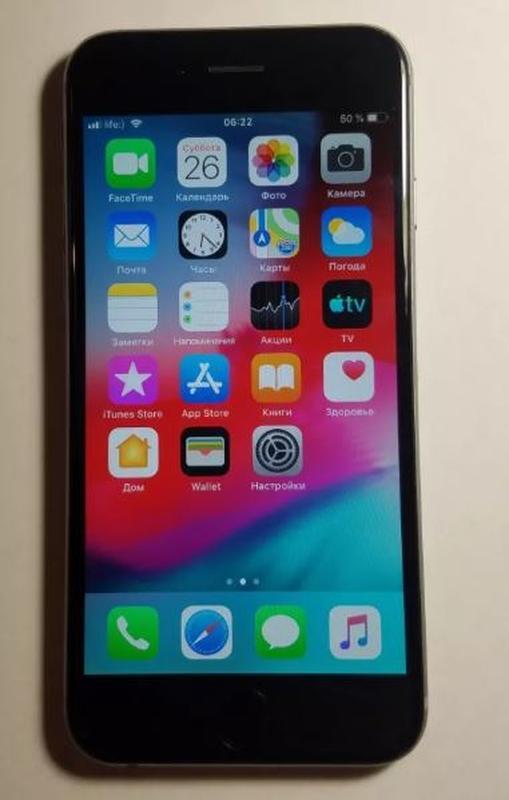 Iphone 6 128 Гб space grey неверлок, айфон 6