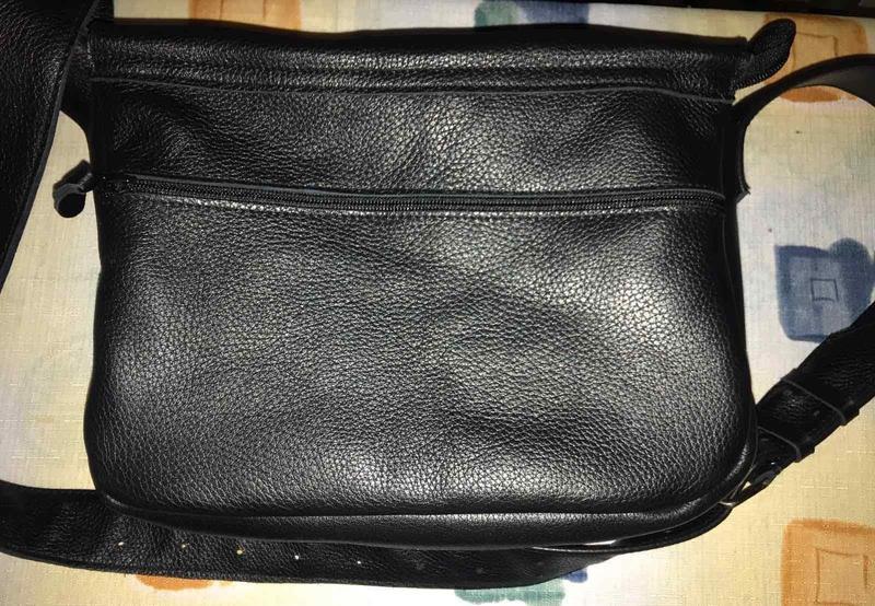 Кожаная сумочка - Фото 2