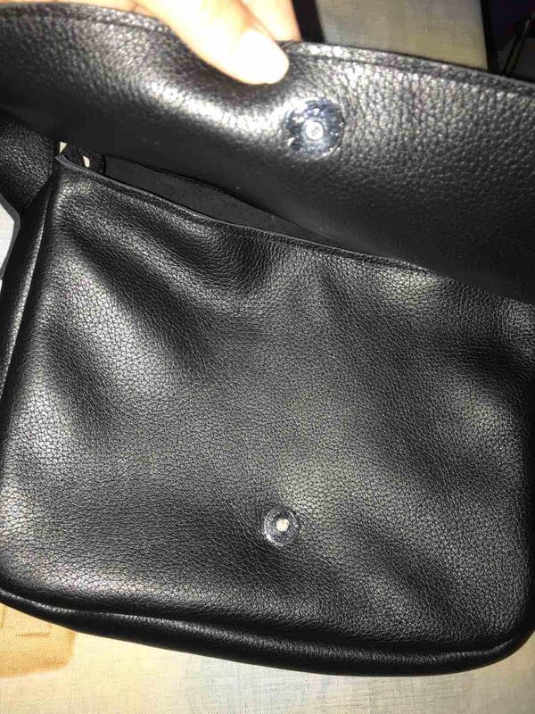 Кожаная сумочка - Фото 4