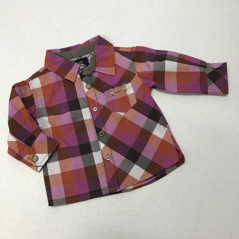 Рубашка mamas&papas 0 - 3 мес