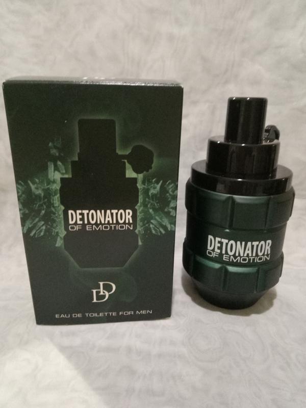 Мужские духи positive parfum detonator of emotion