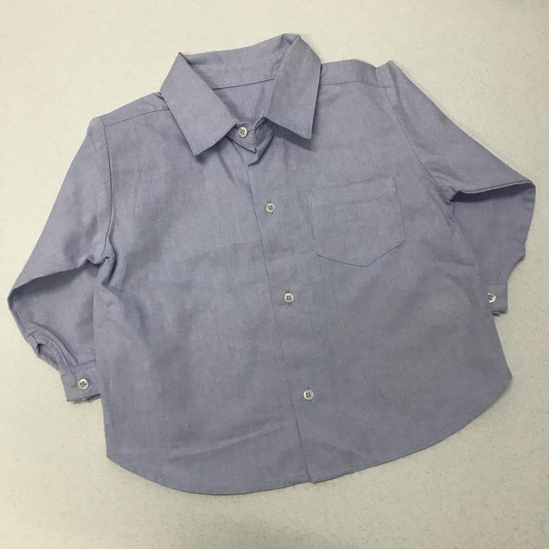 Рубашка marks&spencer 90 см