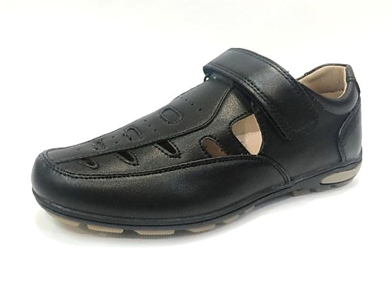 Туфли для мальчиков черные том.м 37р