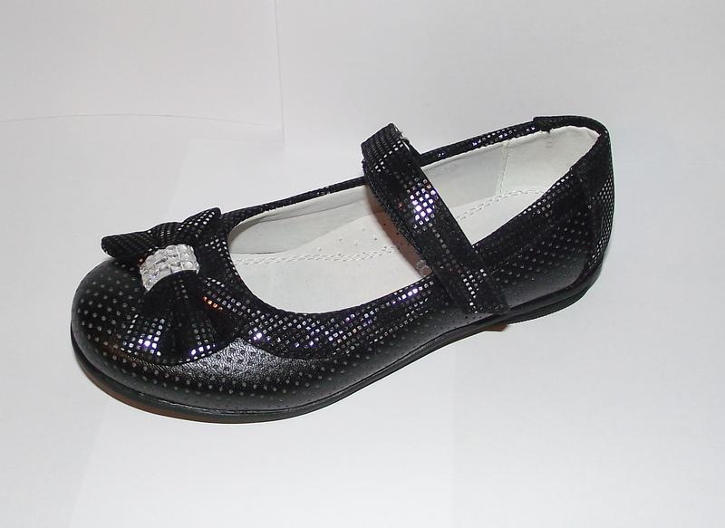 Красивые туфли для девочек klf