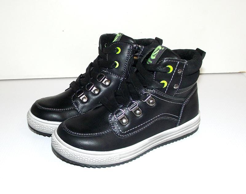 Демисезонные ботинки румыния clibее 31-36