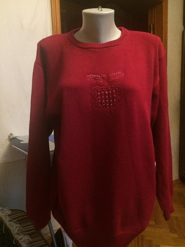 Стильный свитер,кофта,джемпер от бренда laura berlucchi,италия