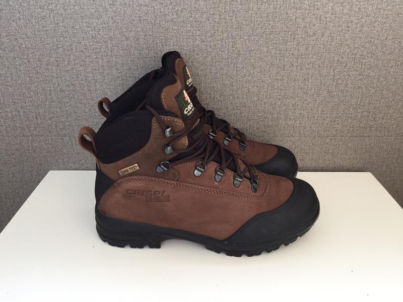 Чоловічі черевики crispi htg gore-tex мужские ботинки сапоги