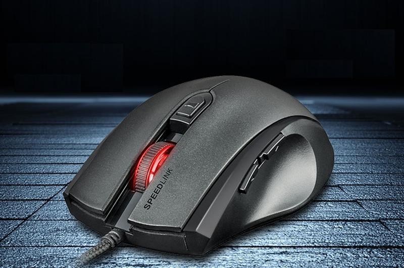"""Игровая USB мышка """"SPEEDLINK"""""""