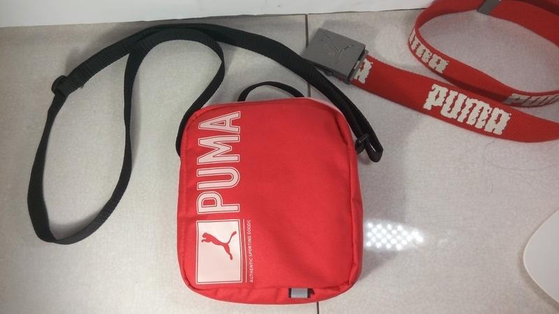 Месенджер puma спортивная сумка кроссбоди барсетка пума оригинал
