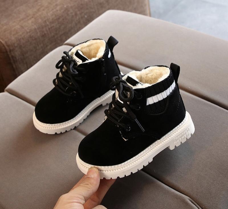 Сапоги тёплые зимние ботинки унисекс