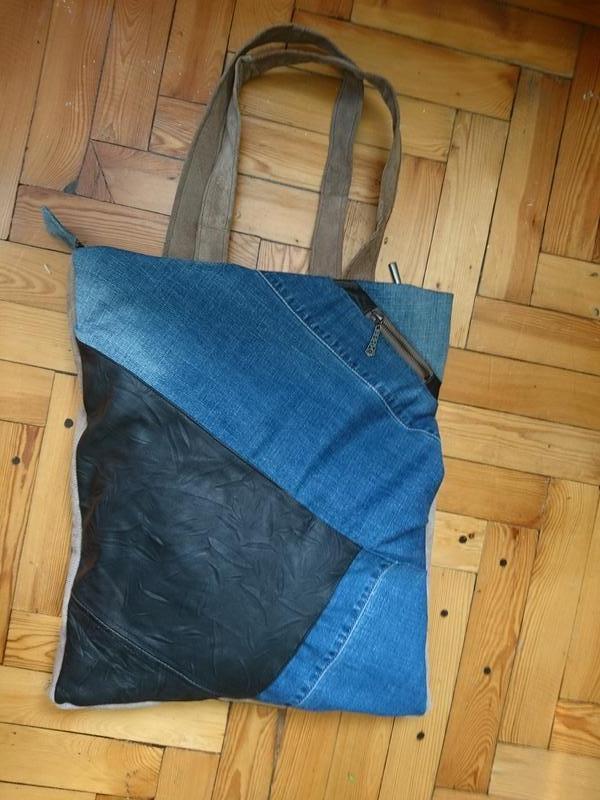 Большая сумка планшет на плечо_шоппер_пляжная