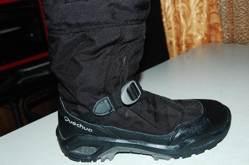 Quechua термо ботинки 37 размер