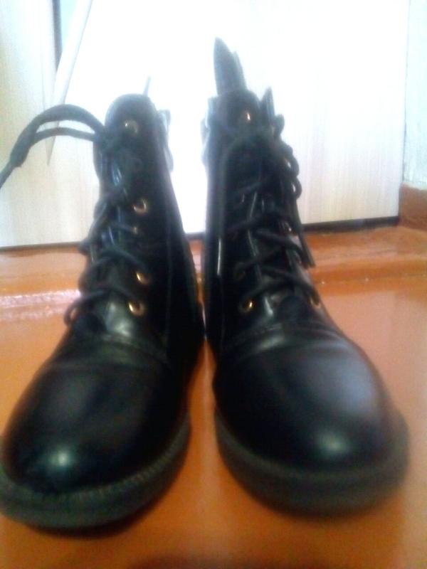 Осінні ботинки