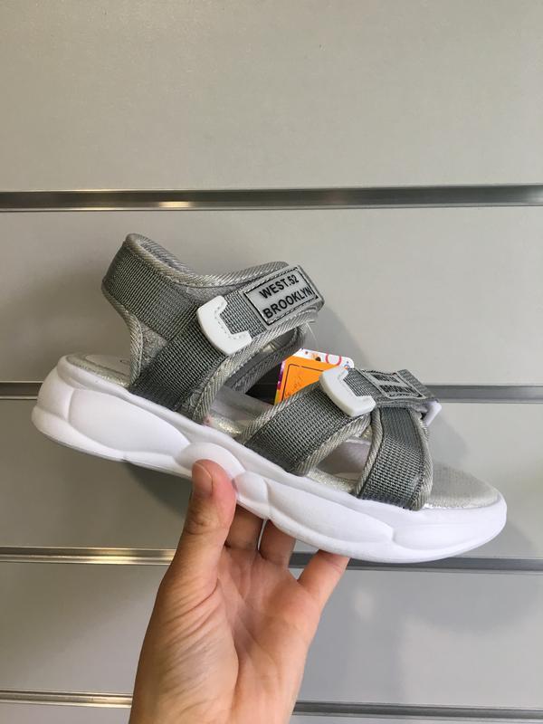 Детские босоножки на девочку lilin shoes (рр. 31-36)